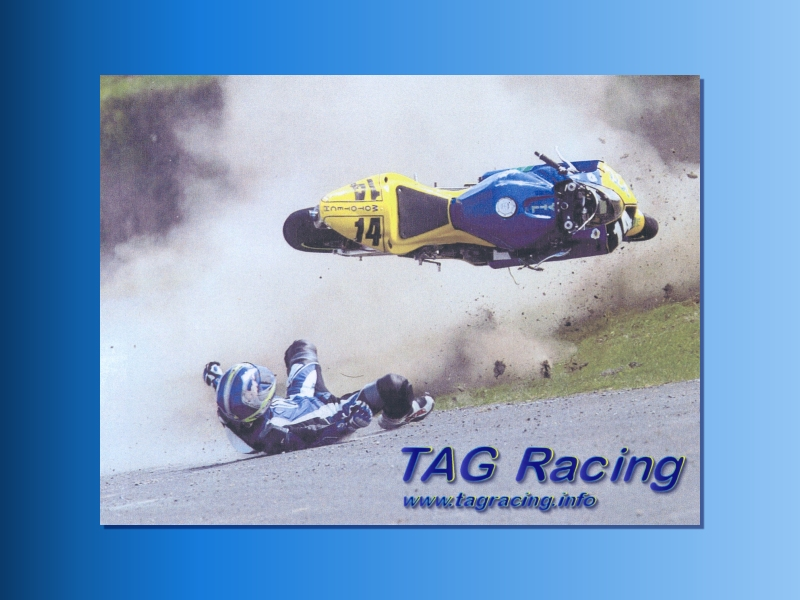 TAG Racing Wallpaper - Lovers Part (800 by 600 Pixel)
