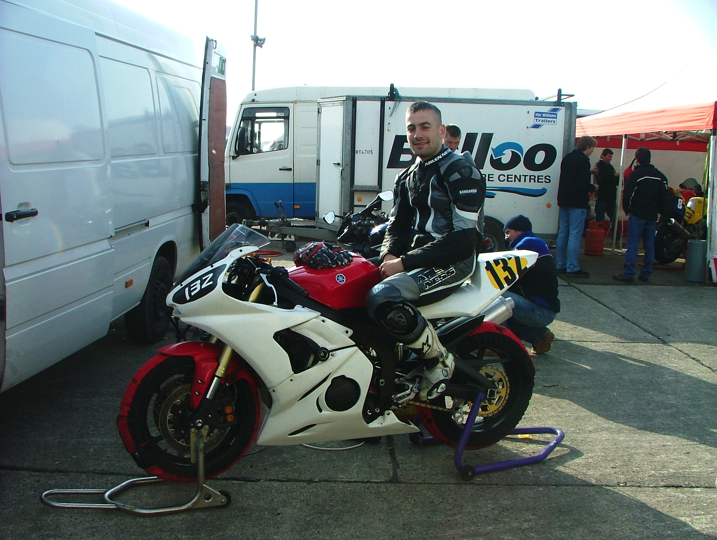 Mick Weldon - Sunflower Trophy 2005